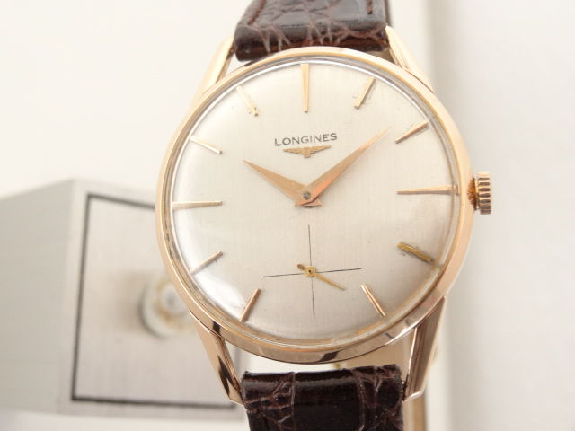 LONGINES FLAGSHIP - MEN'S WATCH - '60s - Catawi