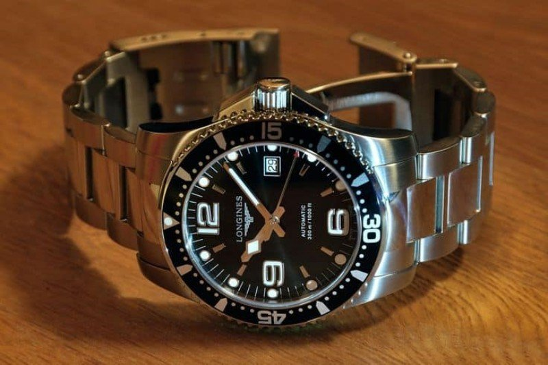 Longines HydroConquest Watch Revi