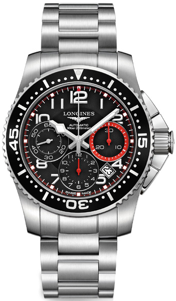 L3.696.4.53.6 Longines Sport Collection HydroConquest Automatic .