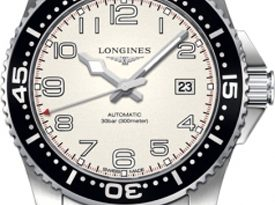 L3.695.4.13.6 Longines HydroConquest Mens Automatic Wat