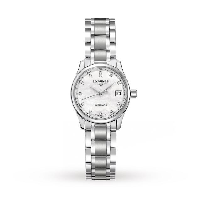 Longines Master Collection 25.5mm Ladies Watch L21284876   Ladies .