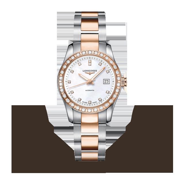 Longines Conquest Classic 29.5mm Ladies Watch L22855887   Luxury .