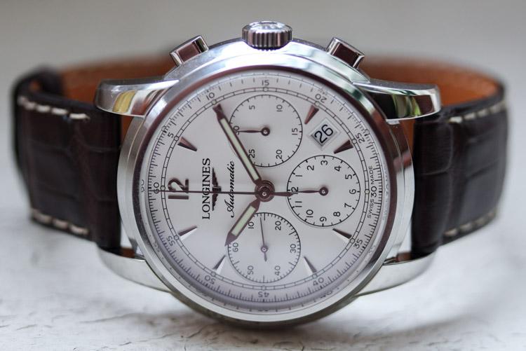 Longines Saint-Imier Chronograph Watch Review   aBlogtoWat