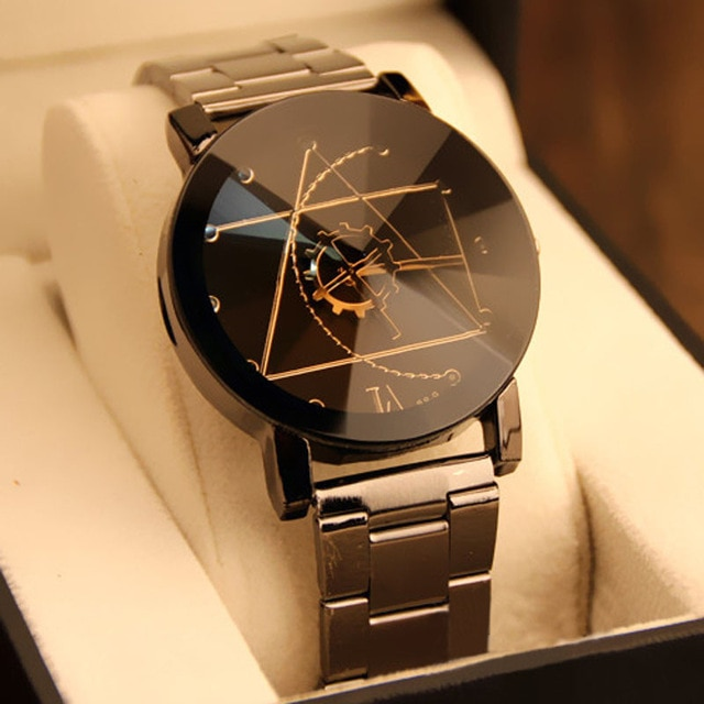 Splendid Original Brand Men Women Luxury Wristwatch Male Clock .