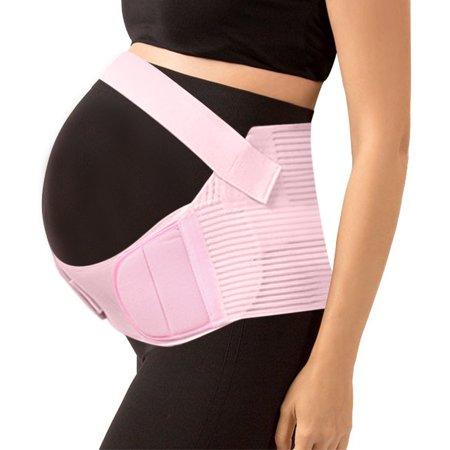 Unique Bargains - Maternity Antepartum Belt Pregnancy Support .
