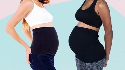 Best Belly Belts and Maternity Belts 2020 - Pregnancy Pants Extende