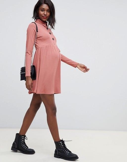 Best Spring Maternity Dresses | POPSUGAR Fami
