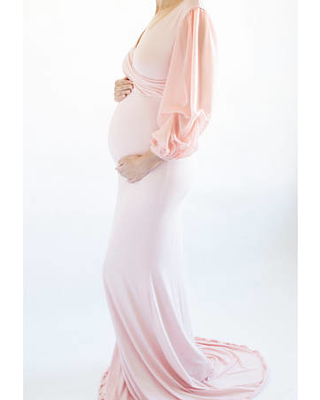 Elegant Maxi Maternity Dress For Baby Shower Amazing Saving On .