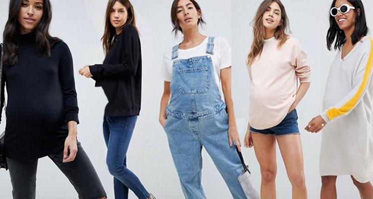 Maternity Fashion Dress – Fashion dress