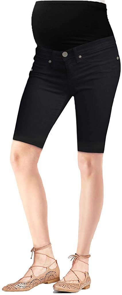 Hybrid & Company Super Comfy Stretch Women's Skinny Maternity .