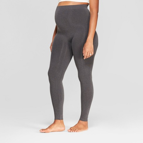 Maternity Seamless Belly Leggings - Isabel Maternity By Ingrid .