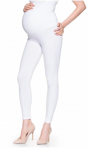 White Maternity Leggings « I Need Leggin