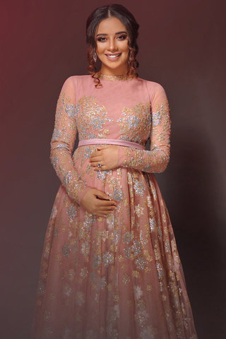 10 Arab Celebrities Who Rocked Their Maternity Evening/Formal Wea