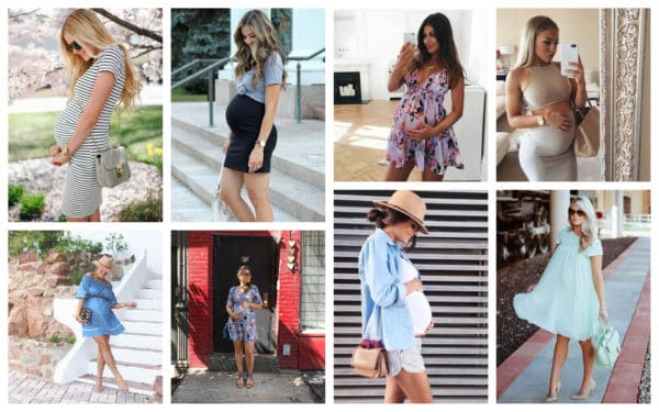 Cute Maternity Outfits That Will Help You Survive This Summ