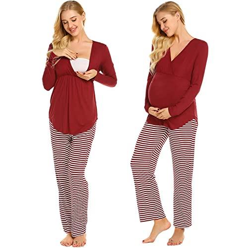 Maternity Christmas Pajamas: Amazon.c