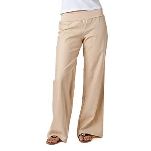 Khaki Maternity Pants: Amazon.c
