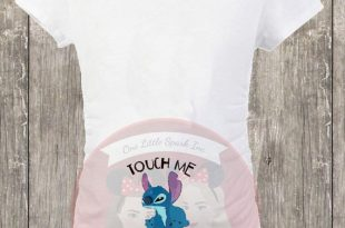 Lilo and stitch maternity shirt Disney Stitch maternity shirt | Et