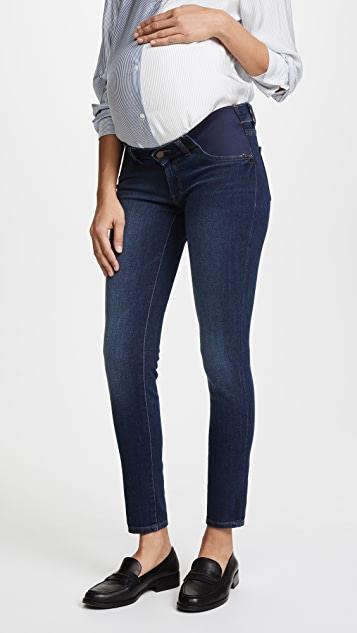DL1961 Florence Maternity Skinny Jeans | SHOPB