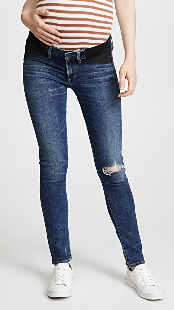 Citizens of Humanity Racer Ultra Maternity Skinny Jeans | SHOPB