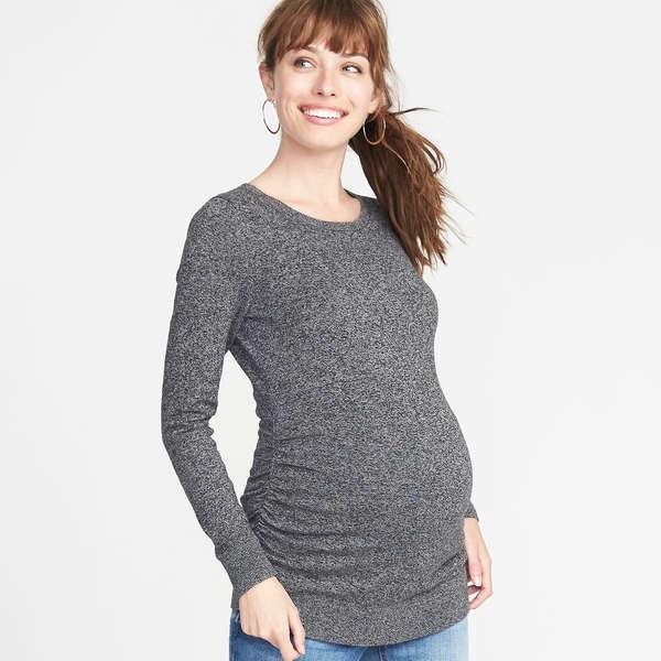 10 Best Maternity Sweaters | Rank & Sty