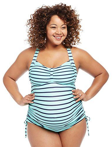 Best Plus Size Maternity Swimsuit and Swimwe