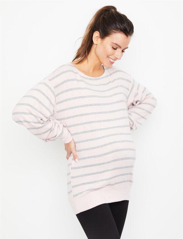 Super Soft Hacci Maternity Top | Motherhood Materni