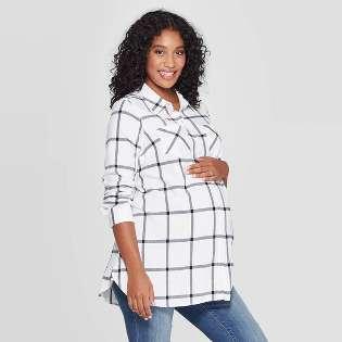 Maternity Tops & Shirts : Targ
