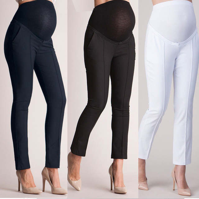 Spring Autumn Maternity Trousers Wear Clothes For Office Women .