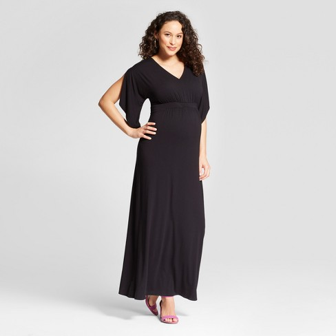 Kimono Sleeve Maternity Dress - Isabel Maternity By Ingrid .