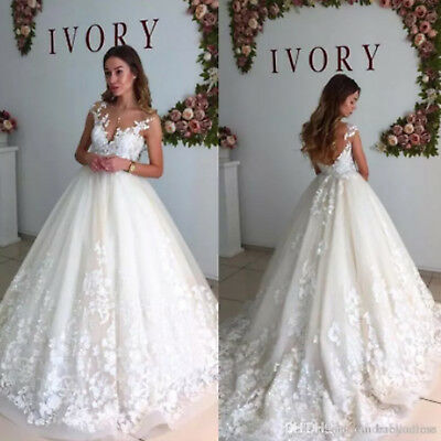 Lace Cap Sleeves Maternity Wedding Dresses Sheer Neck A Line .