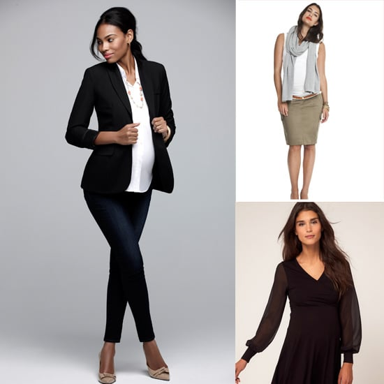 Maternity Clothes For Work | POPSUGAR Fami
