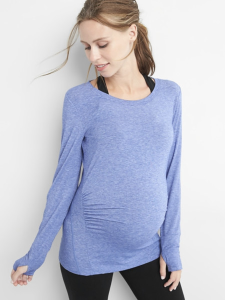 The Best Maternity Workout Clothes - Mabel + Mox