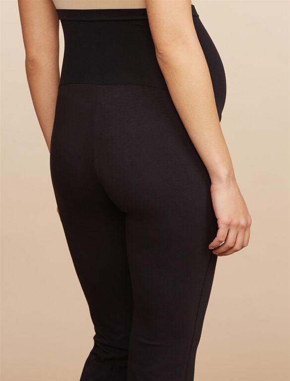 Secret Fit Belly Boot Cut Maternity Yoga Pants   Motherhood Materni