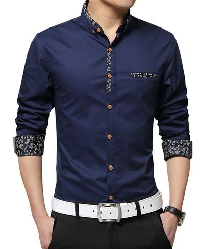 25 Best Formal Shirts for Men With Latest Brands & Designs .