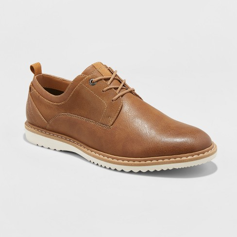 Men's Andres Oxford Casual Dress Shoes - Goodfellow & Co™ Tan : Targ