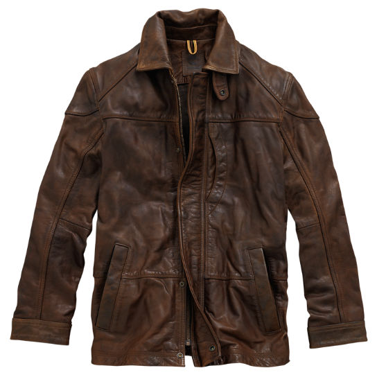 Men's Tenon Leather Jacket | Timberland US Sto