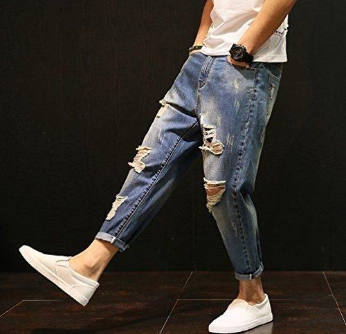 The Denim Dilemma – Men's Shoes To Wear With Jeans - VALEXTI