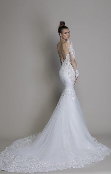 Long Sleeve Mermaid Wedding Dress | Kleinfeld Brid