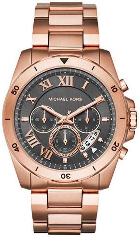 Men's Michael Kors Brecken Chronograph Watch MK85