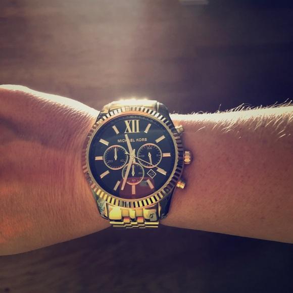 Michael Kors Accessories | Lexington Watch | Poshma