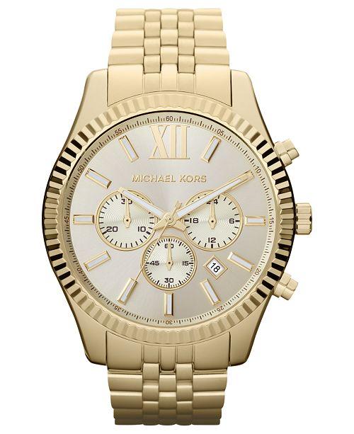 Michael Kors Lexington Watches
