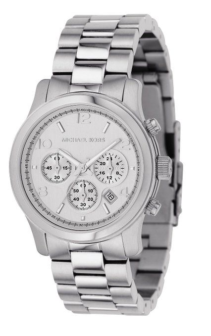 Michael Kors MK5076 Women's Stainless Steel Quartz Chronograph .