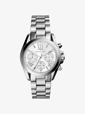 Bradshaw Silver-Tone Watch | Michael Ko