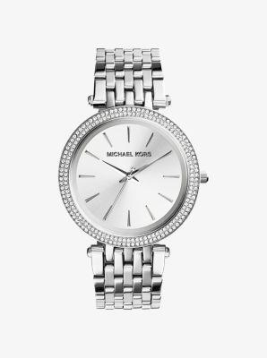 Darci Silver-Tone Watch | Michael Ko