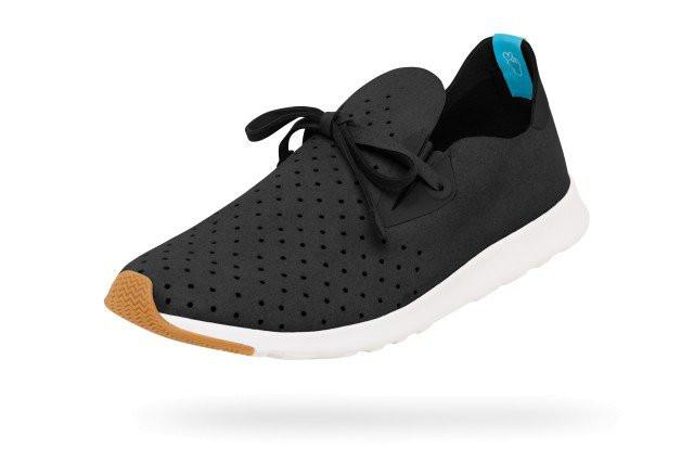 Apollo Moc in Black from Native Shoes – MooSho