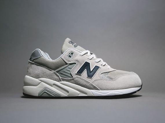 New Balance MT580 Revlite - Grey - Navy | New balance, Sneakers, Na
