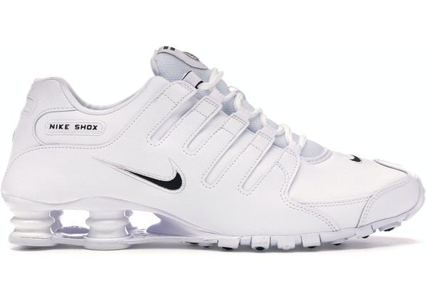 Nike Shox NZ EU White Black - 501524-1