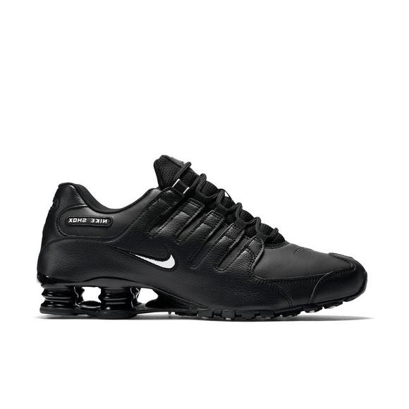 "Nike Shox NZ ""Black"" Men's Shoes - Hibbett   City Ge"