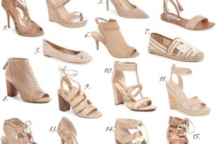 Nude Shoes Under $100 - Lipgloss & Labe