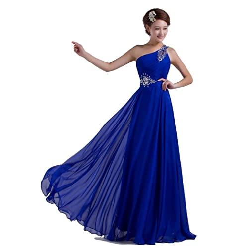 One Shoulder Prom Dress: Amazon.c